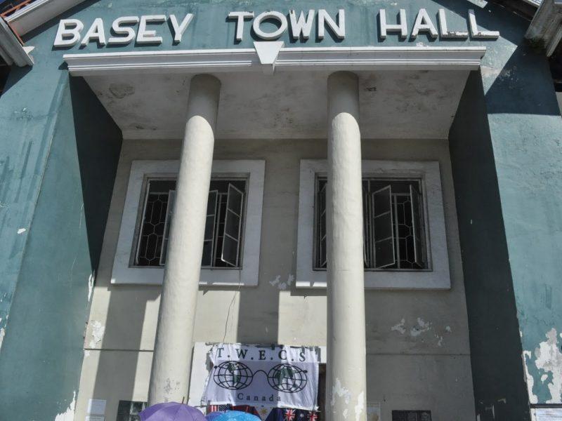 BASEY TOWN HALL
