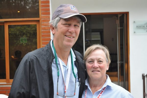 Doug & Sharyn Higginson