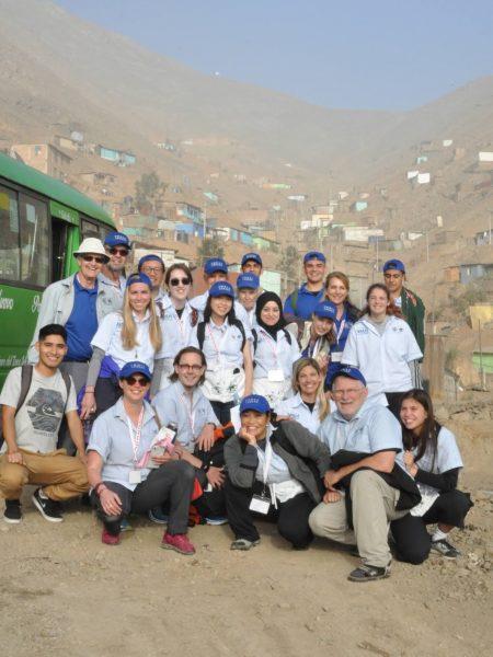 team photo jicamarca